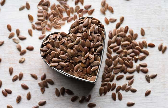 Lower Your Cholesterol Levels - Flaxseeds