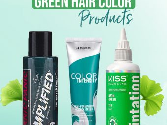 15 Best Green Hair Color Products In 2020