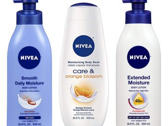 15 Must-Try Nivea Skin Care Products to Try in 2020