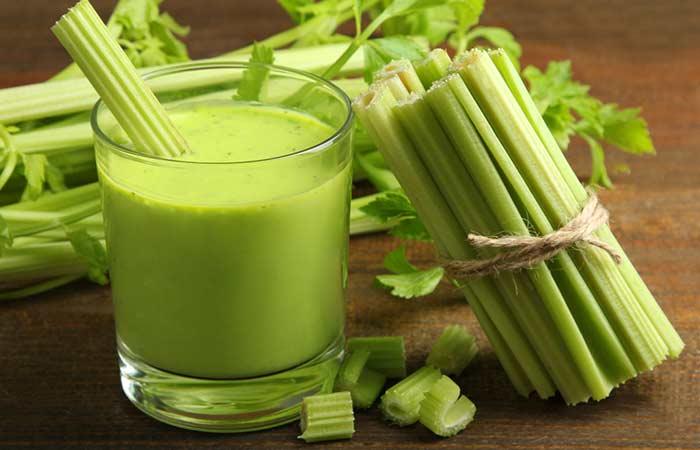 15. Celery Juice