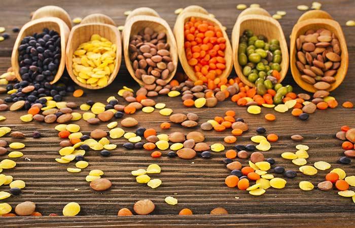 Glutamine Rich Foods - Legumes