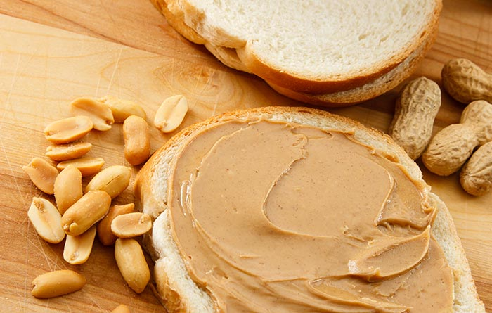 15. Peanut Butter For Diarrhea