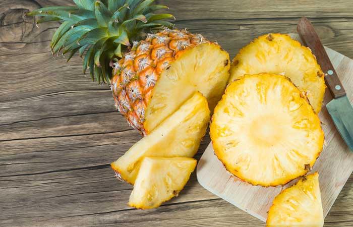 15. Pineapples