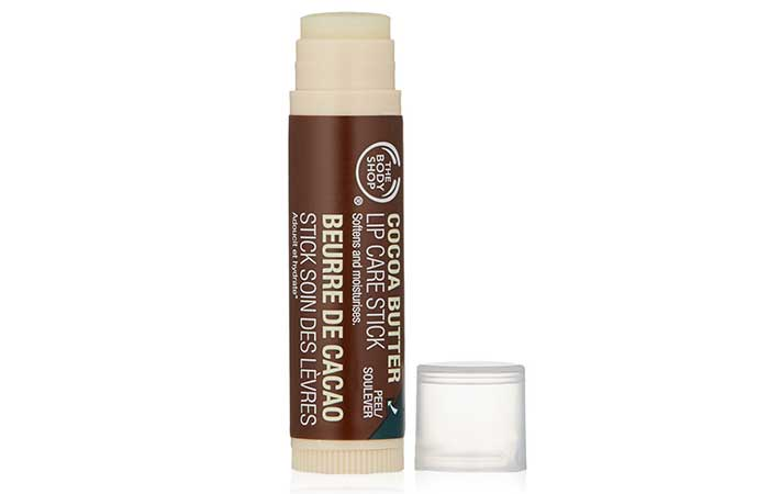 The Body Shop Cocoa Butter Lip Care Stick