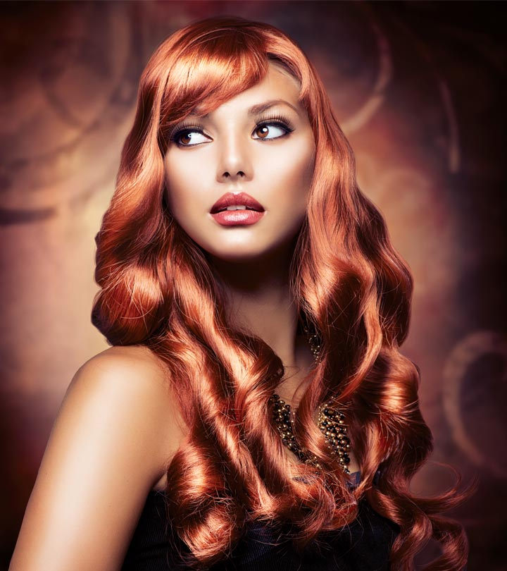 Hair color 2013 chart