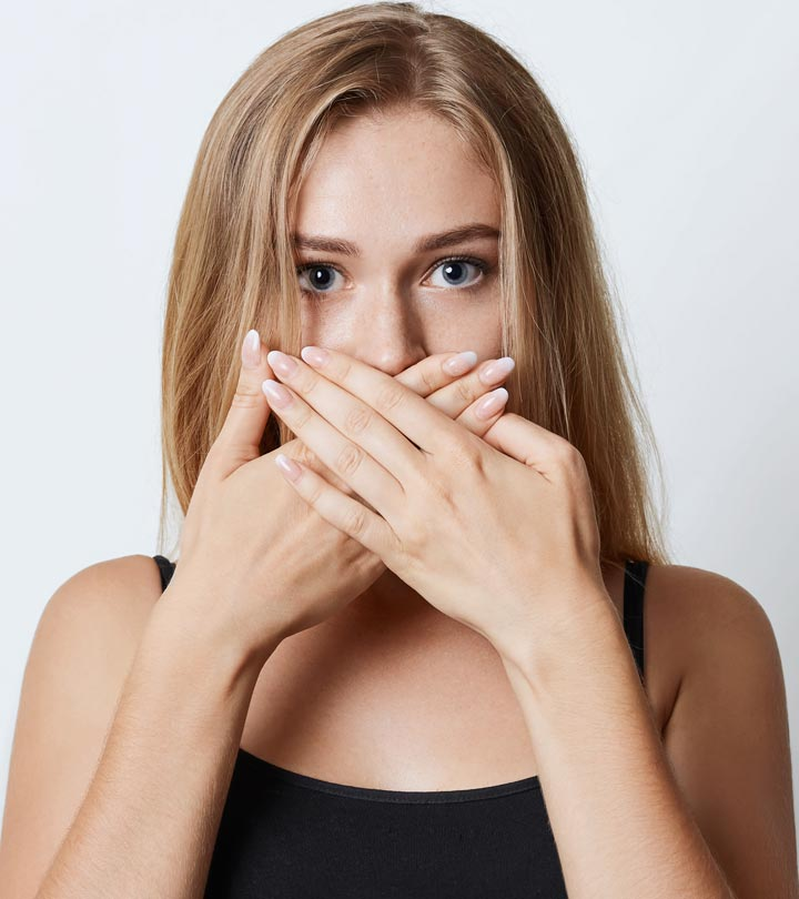 20 Effective Home Remedies For Bad Breath
