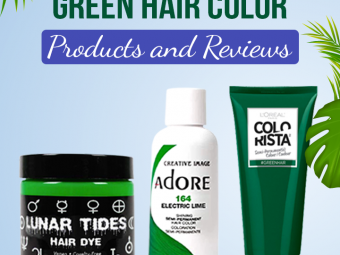 16 Best Green Hair Color Products And Reviews - 2021