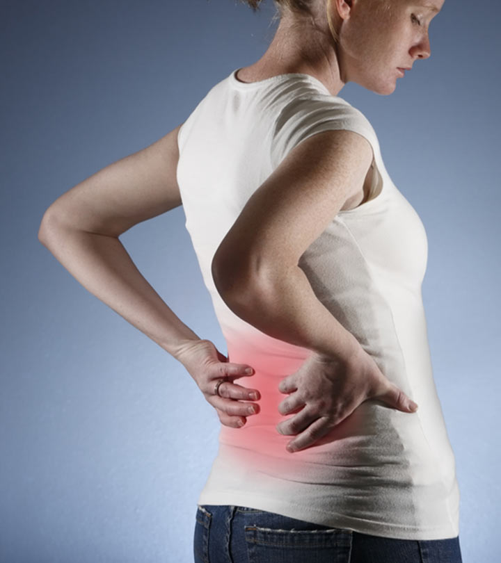 15 Home Remedies To Relieve Back Pain + Causes And Sleeping Tips