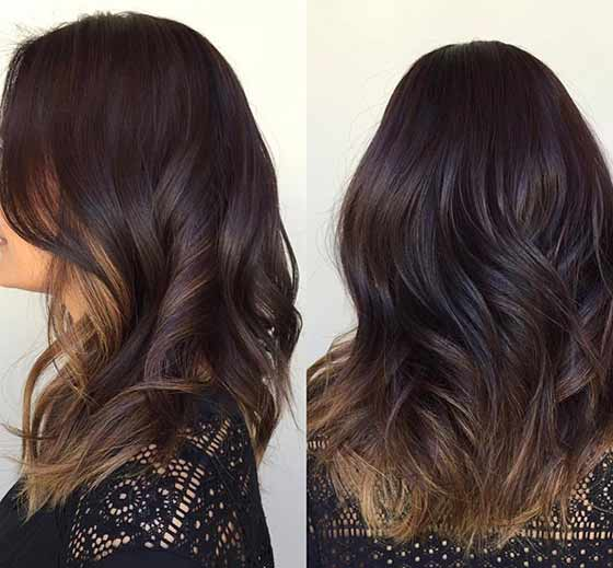 Top 30 Chocolate Brown Hair Color Ideas Amp Styles For 2019