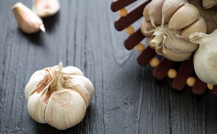 16. Garlic For Diarrhea