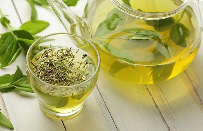 Natural Colon Cleanse - Green Tea