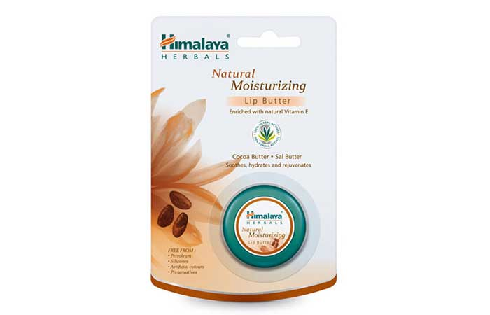 Himalaya Herbals Natural Moisturizing Lip Butter