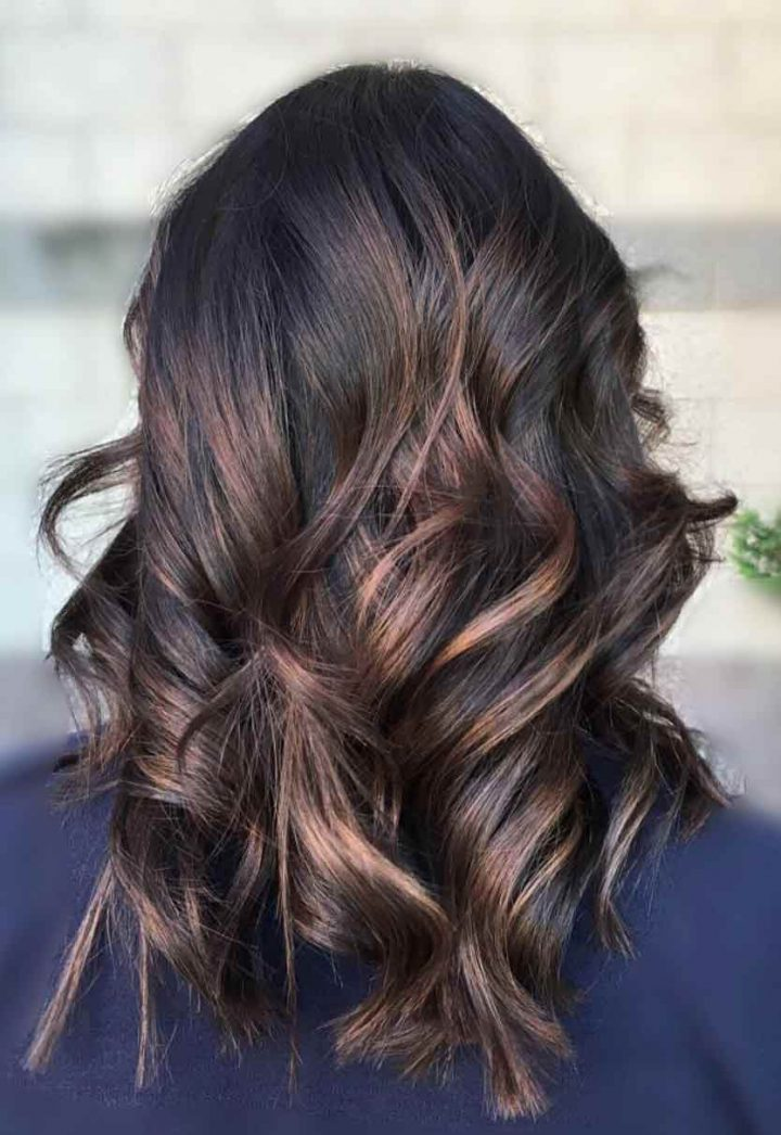 25 Best Ideas About Brown Balayage On Pinterest Balyage Of