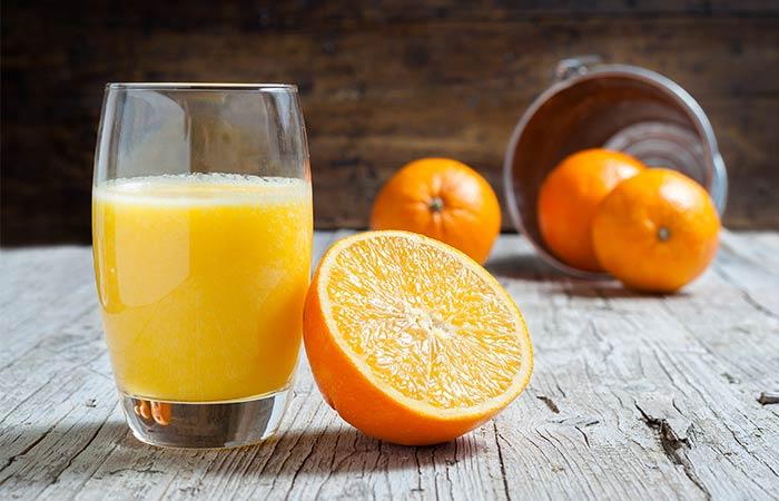 19. Orange Juice