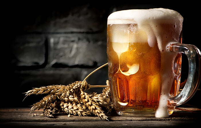 2. Beer