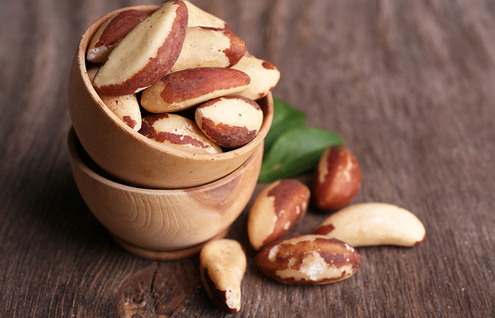 Foods To Eat To Treat Hypothyroidism - Brazil Nuts