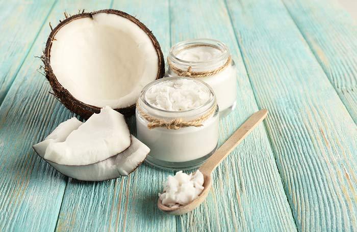 2. Coconut Oil For Ingrown Hair