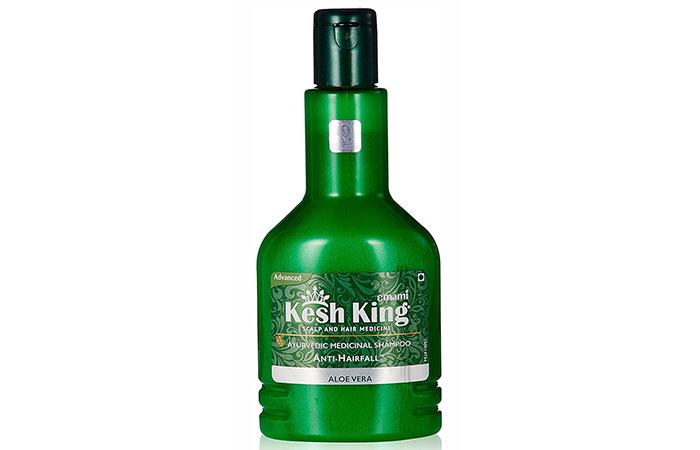 2. Emami Kesh King Ayurvedic Medicinal Shampoo Anti-Hairfall