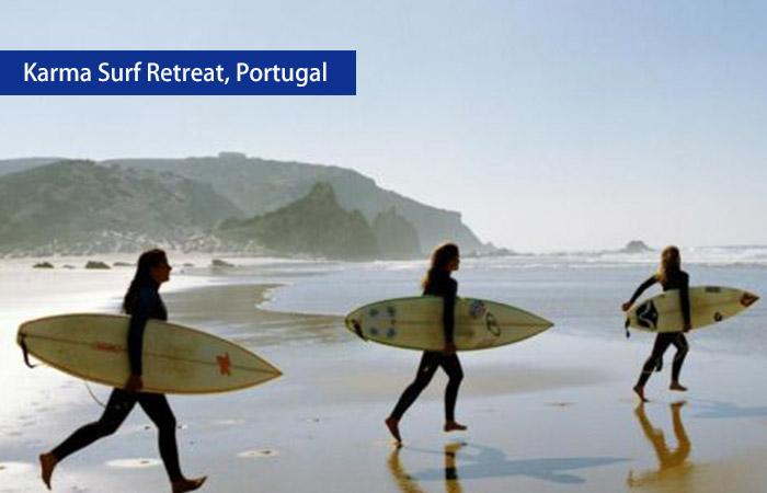 2. Karma Surf Retreat, Portugal