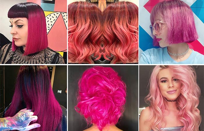 36 Best Pink Hair Colour Products For 36