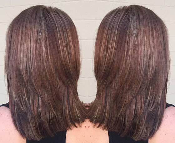 Top 30 chocolate brown hair color ideas mocha with highlights pmusecretfo Gallery
