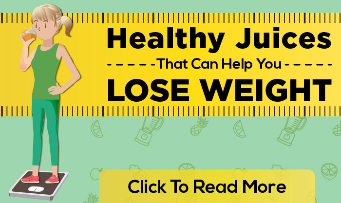 20 Healthy Juices That Can Help You Lose Weight
