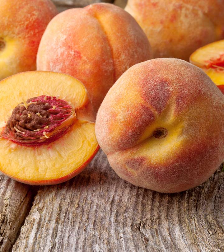 12 Amazing Benefits Of Peaches