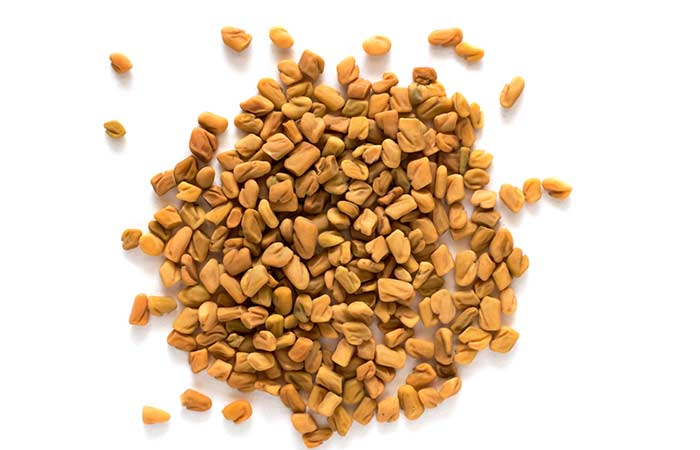 fenugreek for vaginal odor