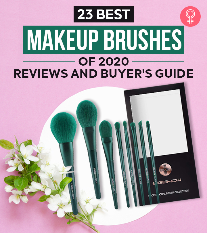 23-Best-Makeup-Brushes-Of-2020-–-Reviews-And-Buyer's-Guide