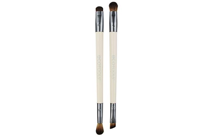 24. EcoTools Eye Enhancing Duo Brush Set