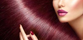 10 Plum Hair Color Ideas For Women