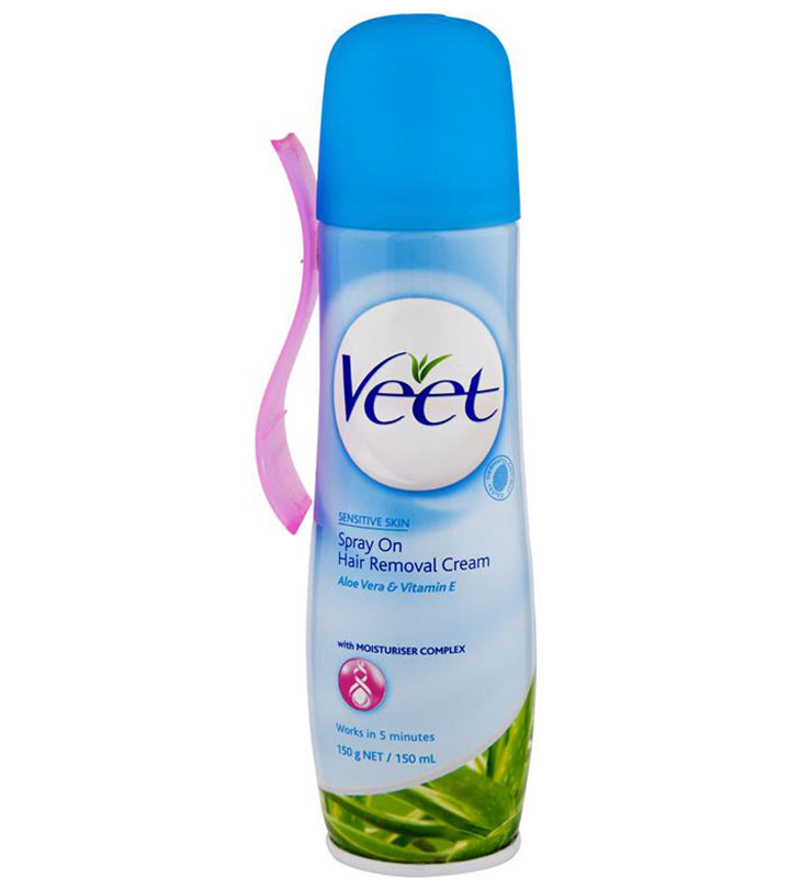 Best Hair Remover Spray - Our Top 10 Picks