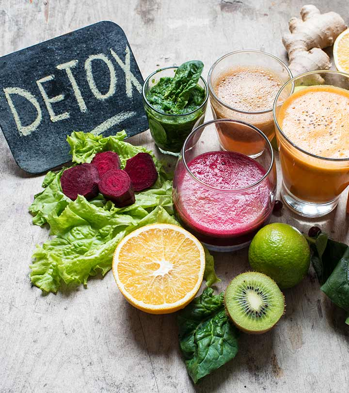 Detox Diet Plan Your Complete Guide To 3 Day 7 Plans
