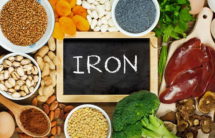 How To Increase Metabolism - Consume Iron Rich Foods