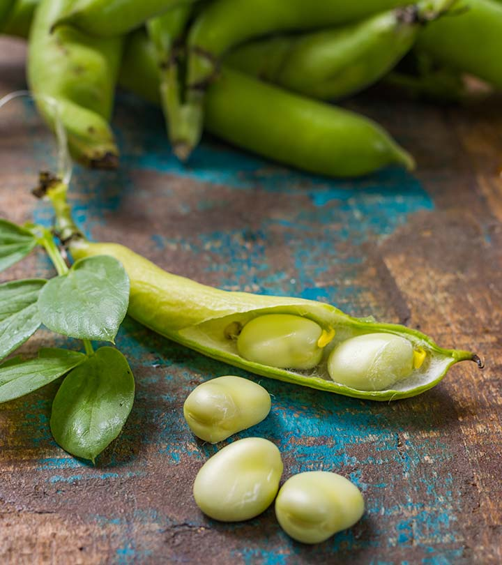 6 Amazing Benefits Of Lima Beans For Skin, Hair And Health