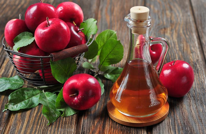 3. Apple Cider Vinegar For Ingrown Hair