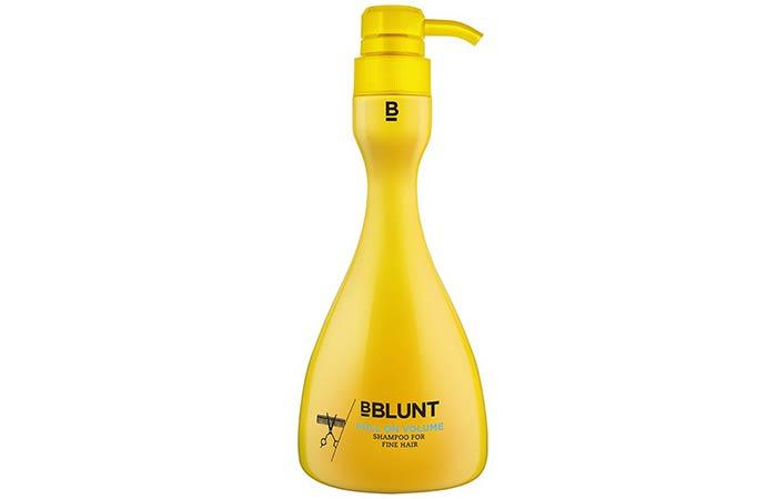 Hair Thickening Shampoos - BBLUNT Full On Volume Shampoo
