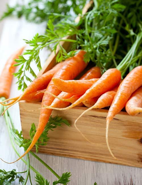 3.Carrots