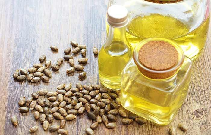 how to stop hair breakage - Castor Oil