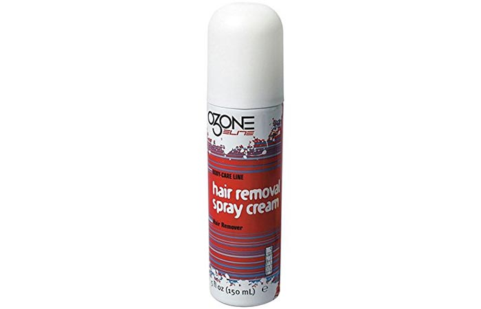 3. Elite Ozone Hair Removal Spray Cream