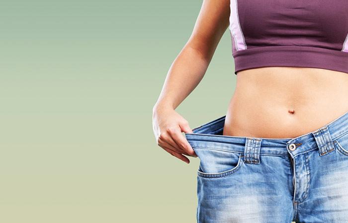 3. Helps Regulate Weight