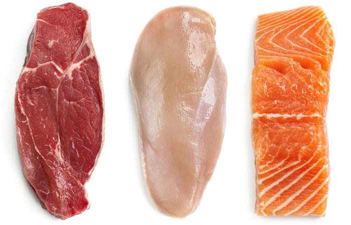 Foods To Eat To Treat Hyperthyroidism - Lean Proteins