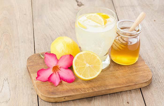 Natural Colon Cleanse - Lemon Detox Drink