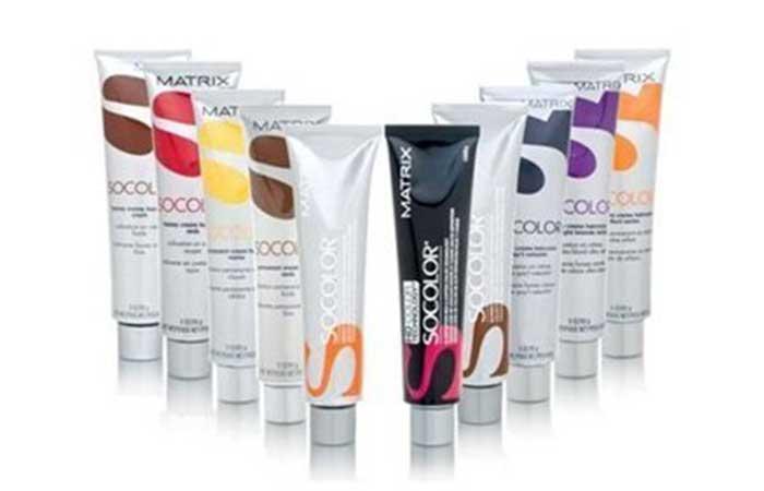 3. Matrix SoColor Permanent Cream Hair Color