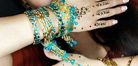 Top 10 Beautiful Mehndi Stickers For You