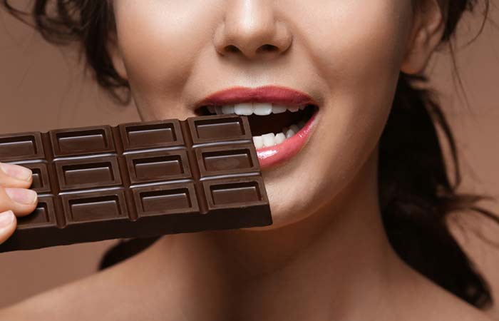 How To Increase Metabolism - Eat Dark Chocolate