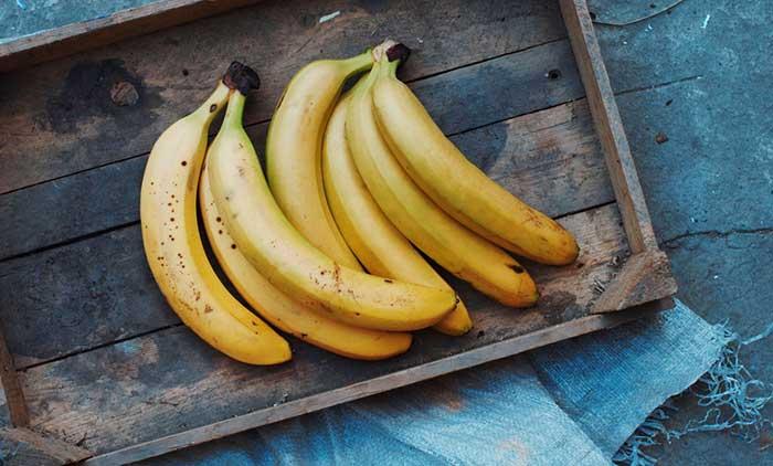 4. Bananas