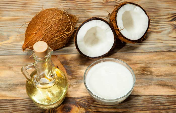 4. Coconut Oil