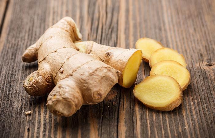 4. Ginger