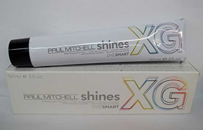 4. Paul Mitchell The Color XG